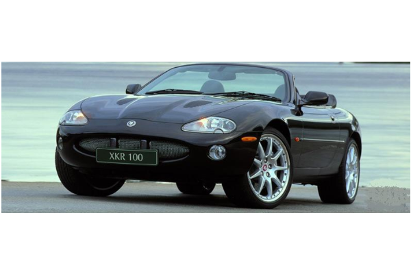 XK8 / XKR Convertible Top Remote Control Module